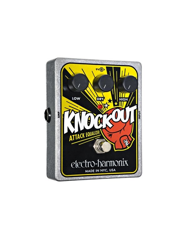 Electro Harmonix Knockout Guitar Effects Pedal
