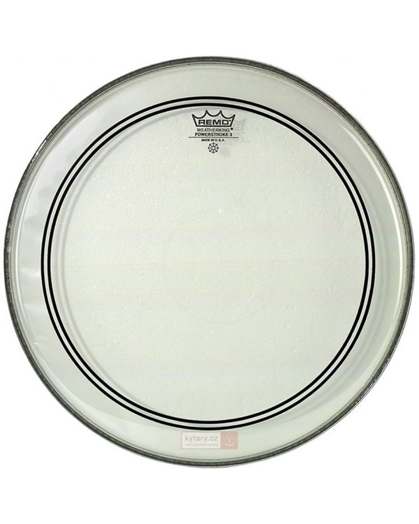 Remo 24 Powerstroke 3 Clear BD