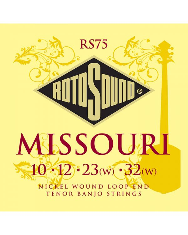 Rotosound Missouri Tenor Banjo Strings