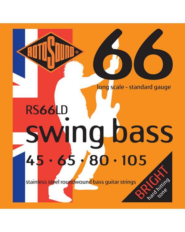 Rotosound Swing Standard Bass Guitar Set 45-105