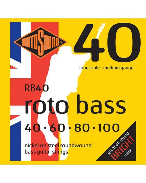Rotosound Roto Bass Yellow String Set 40-100