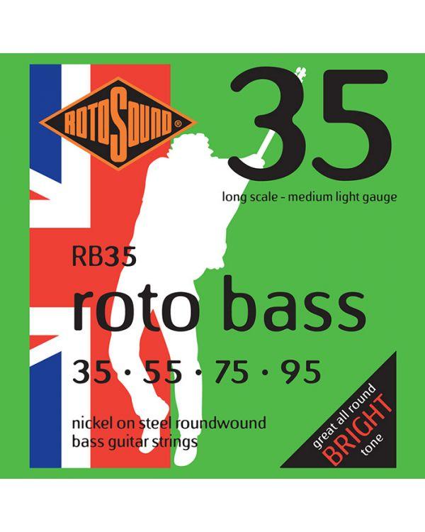 Rotosound Roto Bass String Set 35-95
