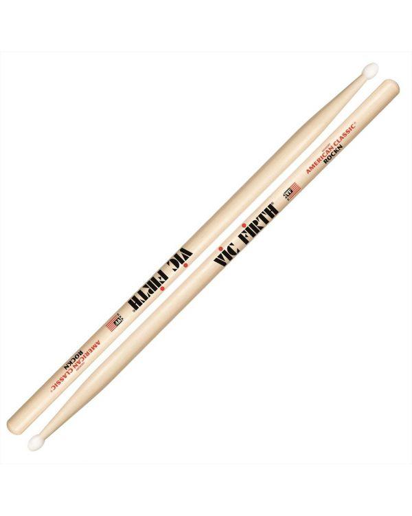 Vic Firth American Classic Rock Nylon Tip Drumsticks (Pair)