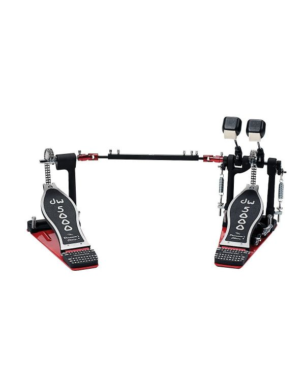 DW 5000 Turbo Double Bass Drum Pedal