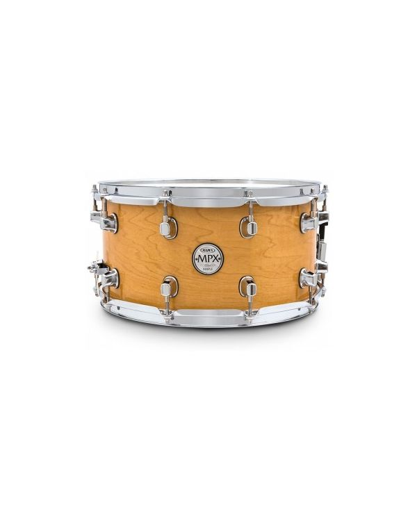"""Mapex 14x7"""" MPX Maple Snare Drum, Natural"""