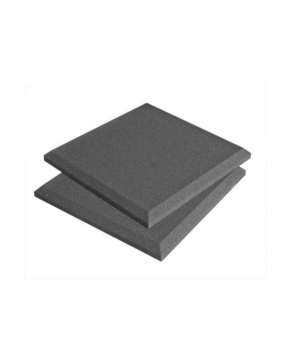 Auralex SonoFlat Panels in Charcoal (8 Pack)