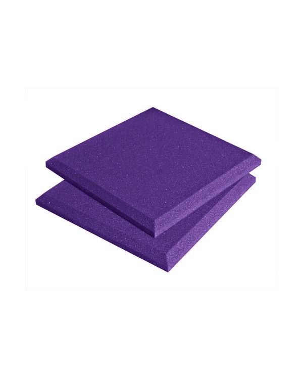 Auralex Sonoflat Panels in Purple (8 Pack)