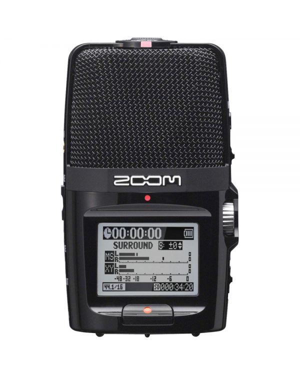 Zoom H2N Stereo Mic Digital Recorder
