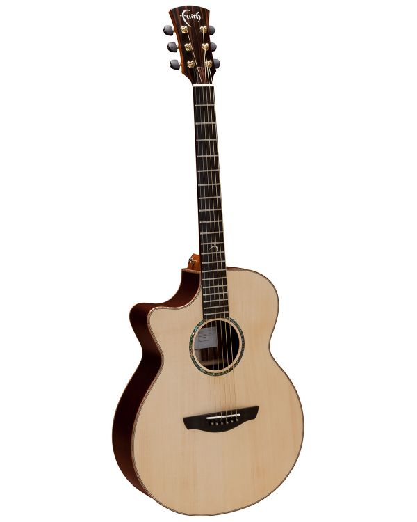 Faith FVHGL Venus High Gloss Left Handed Acoustic Guitar