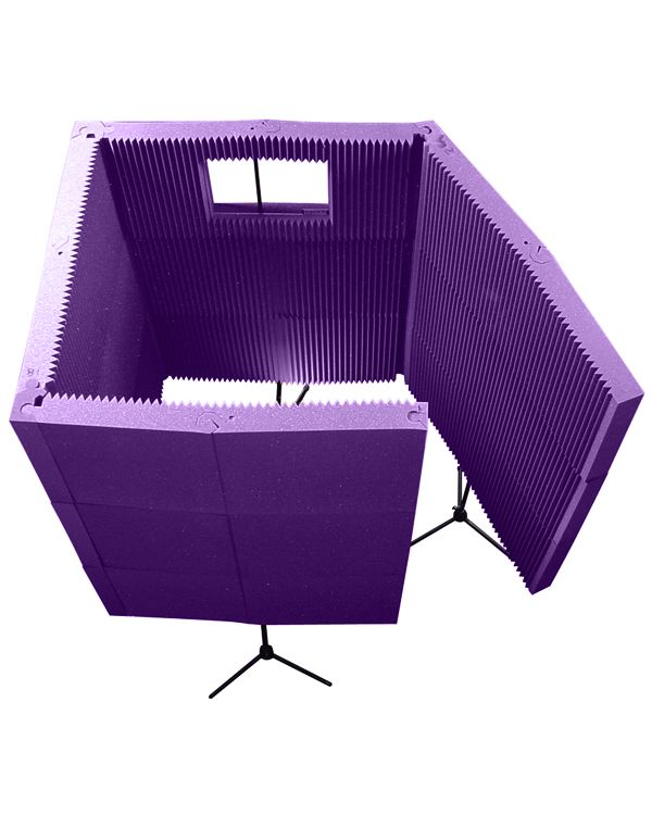 Auralex MAX-Wall 1141VB Acoustic Panel Kit in Purple