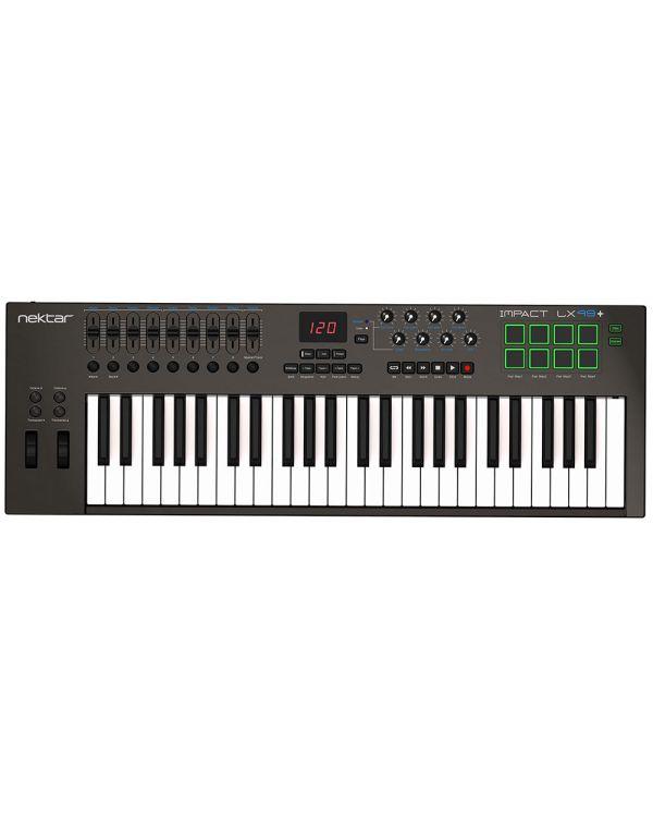 Nektar Impact LX49+ USB MIDI Keyboard
