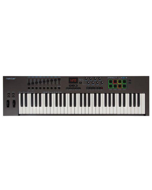 Nektar Impact LX61+ USB MIDI Keyboard
