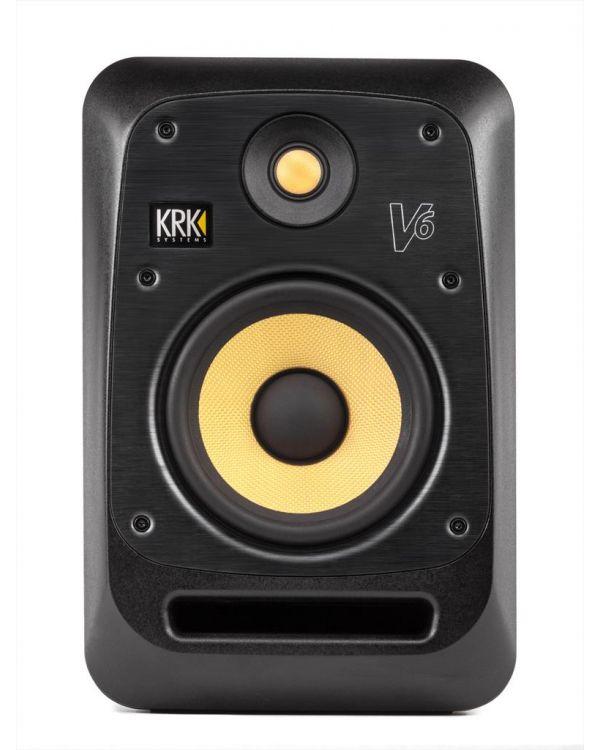 KRK V6S4 Active Studio Monitor, Single