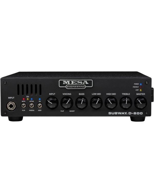 Mesa Boogie D-800 Subway Bass Head