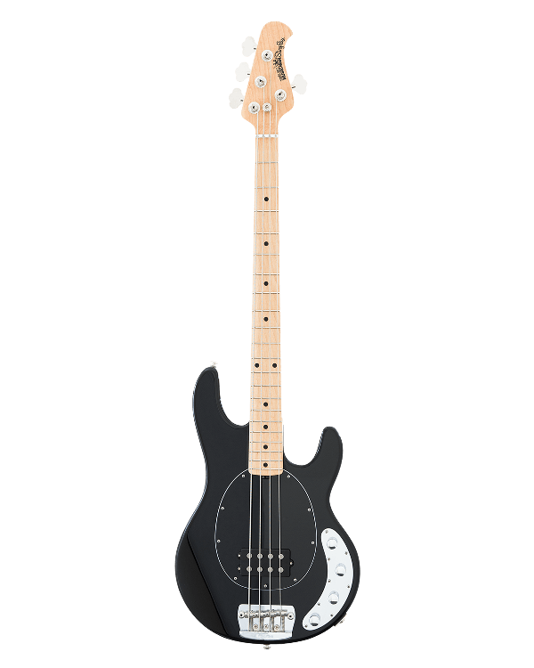 Music Man Stingray IV HH Bass Black MN