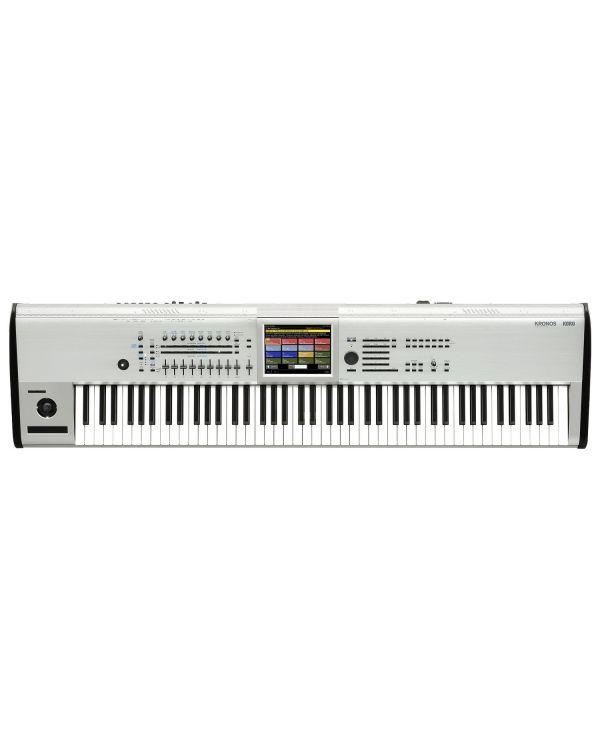 Korg Kronos Platinum 88 Note Limited Edition Workstation