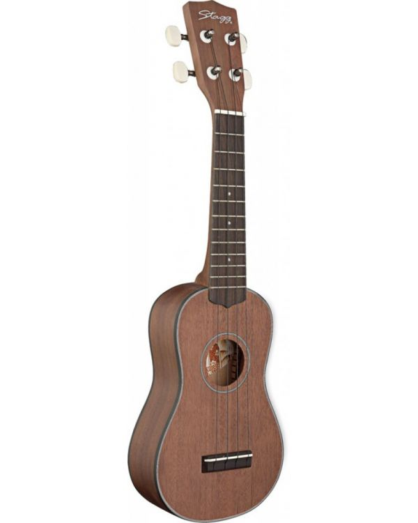 Stagg US40-S  Solid Top Soprano Ukulele