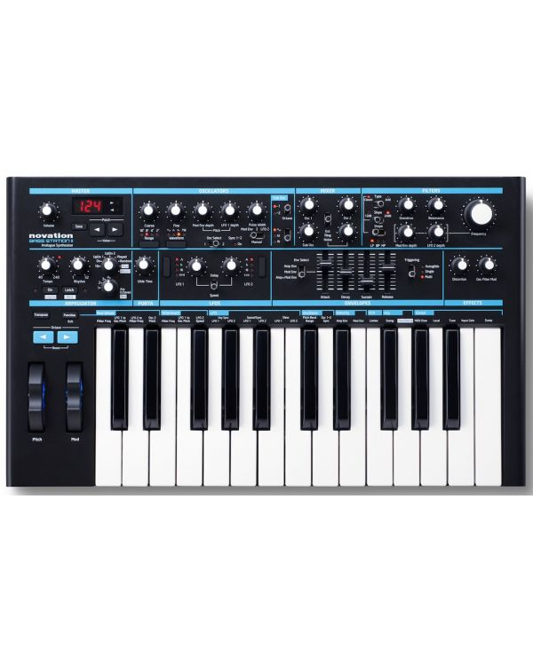 Novation Bass Station II Synthesizer