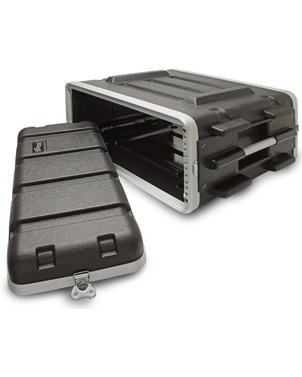 Stagg ABS-4U 4-Unit Hard Rack Case