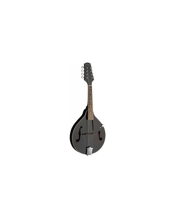 Stagg M20 Bluegrass Mandolin in Black