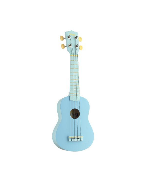 Stagg Soprano Ukulele US-OCEAN with Gig Bag