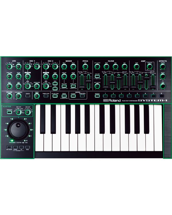 Roland Aira System 1 Plug-Out Synthesizer
