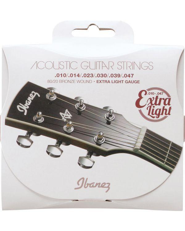 Ibanez IACS61C Extra Light Acoustic Guitar Strings