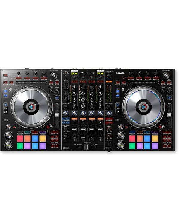 Pioneer DJ DDJ-SZ2 DJ Controller with Serato DJ