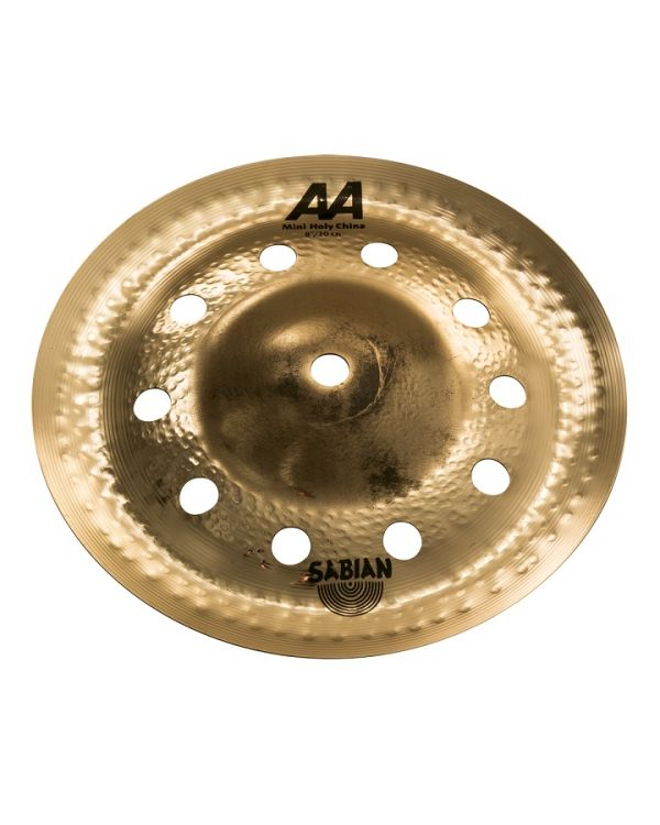 "Sabian AA 8"" Mini Holy China Brilliant"