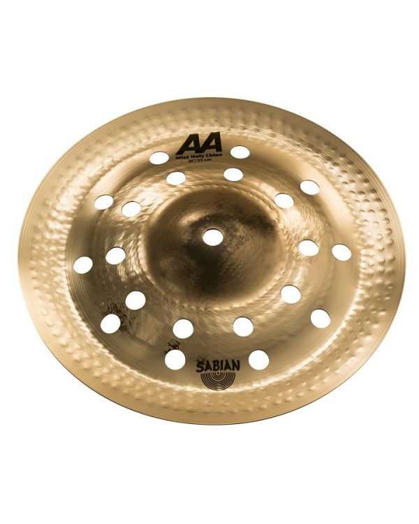 "Sabian AA 10"" Mini Holy China Brilliant"