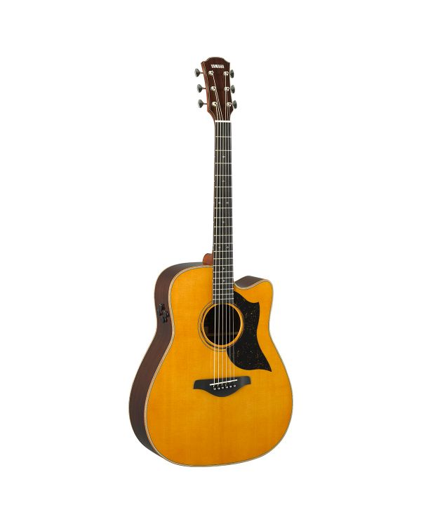 Yamaha A5R ARE Western Rosewood Electro Acoustic, Vintage Natural