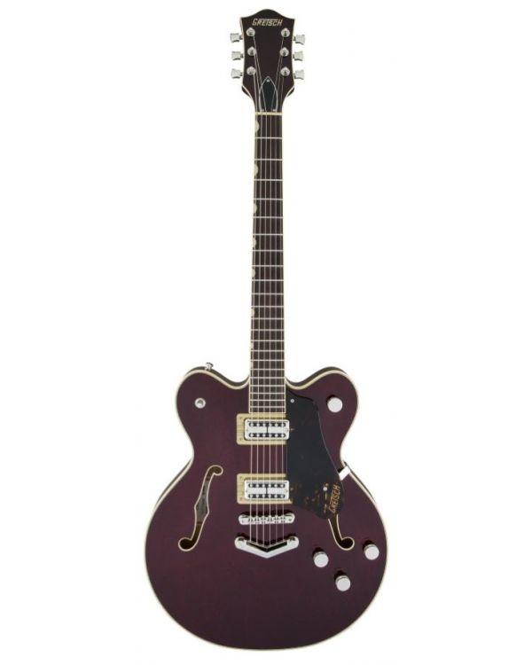 Gretsch Professional G6609 Broadkaster Guitar, Dark Cherry