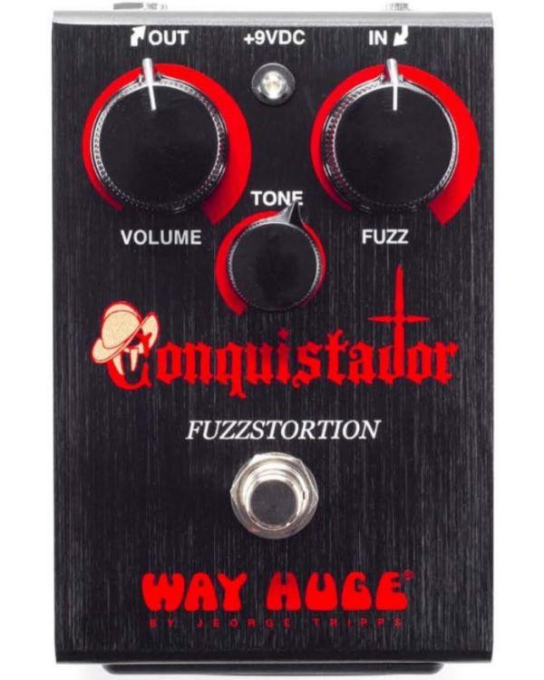Way Huge Conquistador Fuzzstortion Pedal