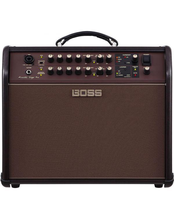 Boss Acoustic Singer Pro Acoustic Amplifier 120