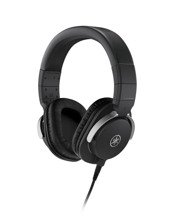 Yamaha HPH-MT8 Studio Headphones, Black