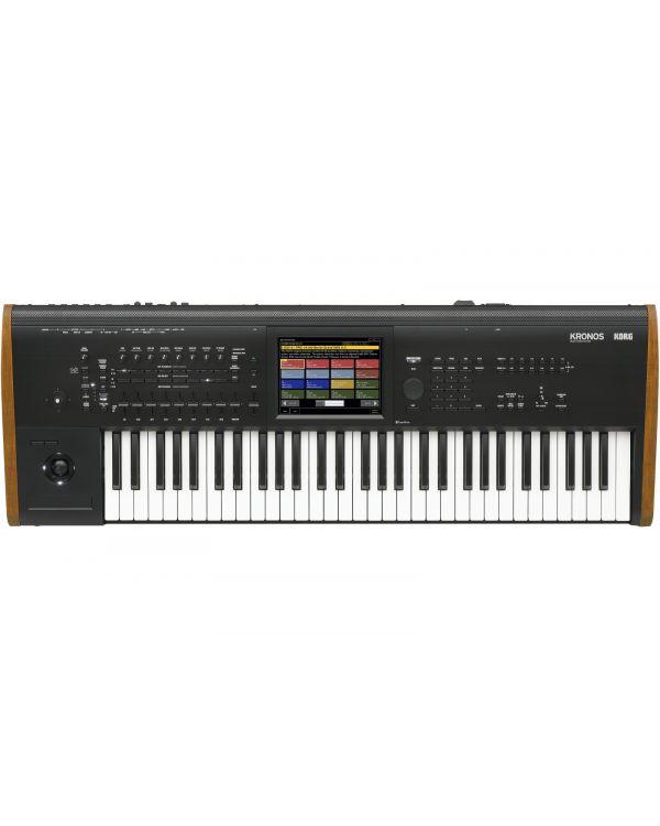 Korg Kronos 2 61 Key Workstation