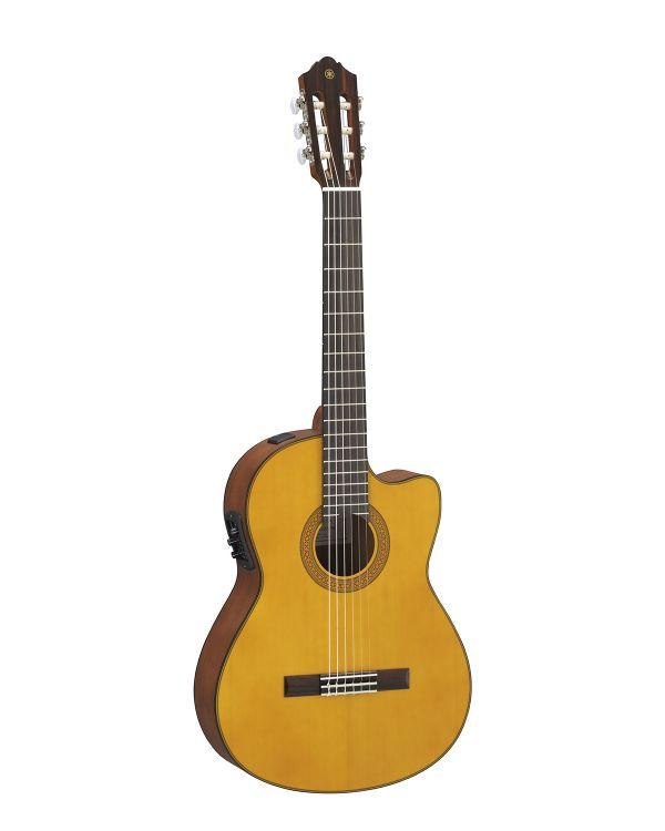 Yamaha CGX122MCC Electro Classical Guitar, Natural