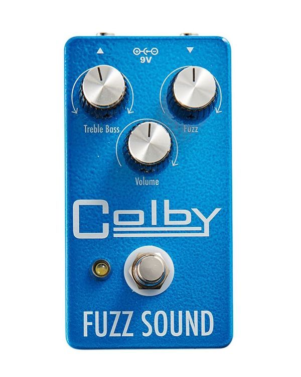 EarthQuaker Devices Colby Fuzz Pedal