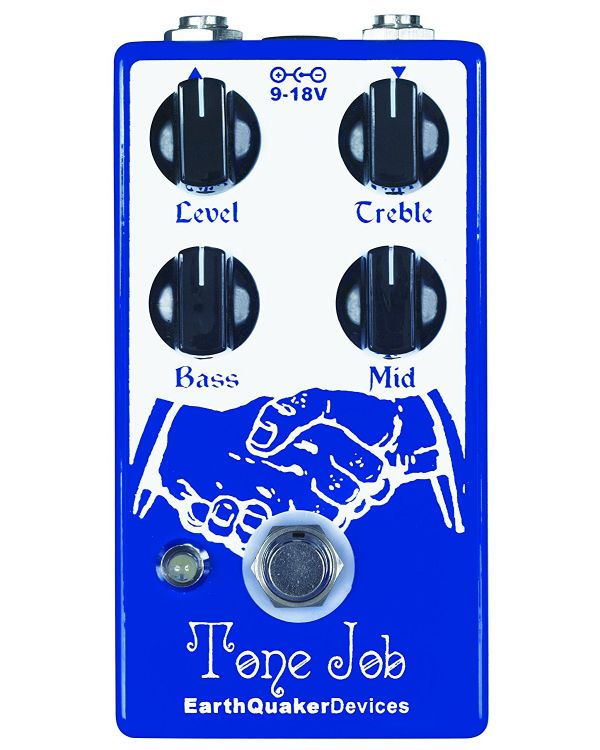 EarthQuaker Devices Tone Job EQ & Booster Pedal