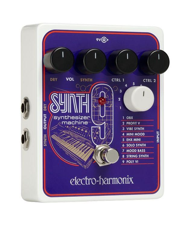 Electro Harmonix SYNTH9 Synthesizer Machine