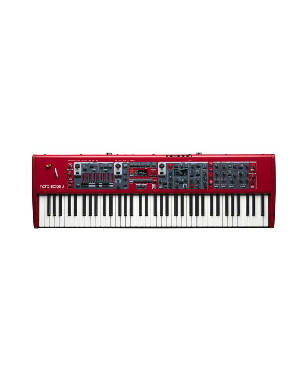 Nord Stage 3 HP76 Performance Keyboard