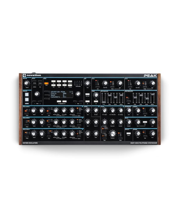 Novation Peak Analogue Desktop Synth