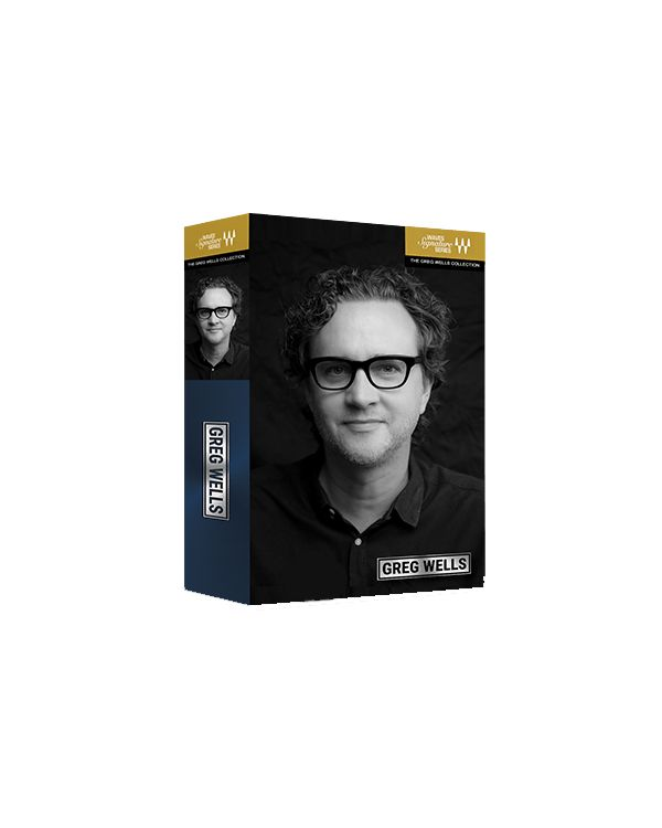 Waves Greg Wells Signature Series Bundle (Serial Download)