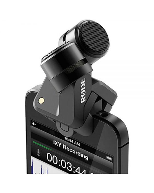 Rode IXY Microphone for iPhone, iPad and iPod Touch