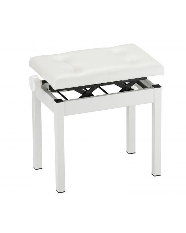 KORG PC-550 Piano Bench White Finish