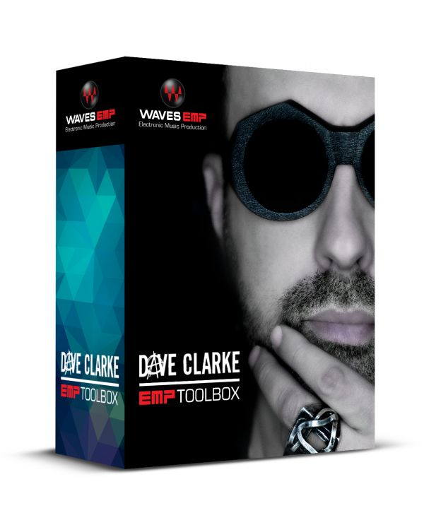 Waves Dave Clarke EMP Toolbox (Serial Download)