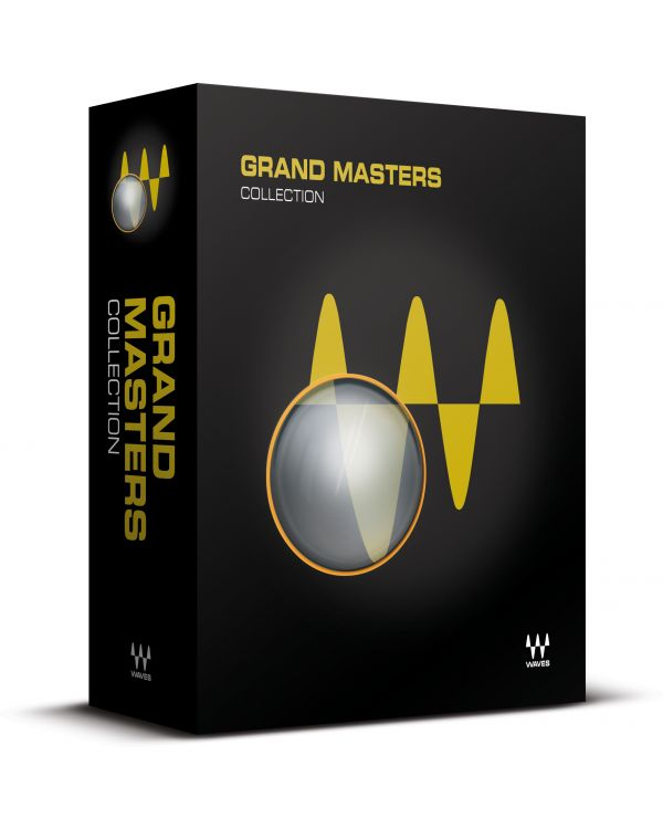 Waves Grand Masters Collection Soundgrid