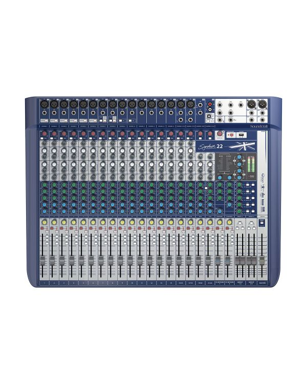 Soundcraft Signature 22 Analogue Mixer
