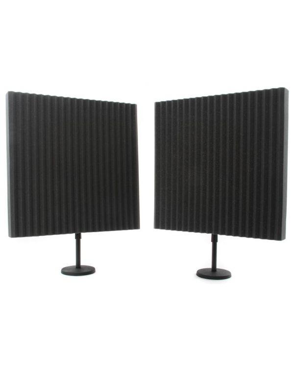 Auralex Deskmax Panels - Charcoal