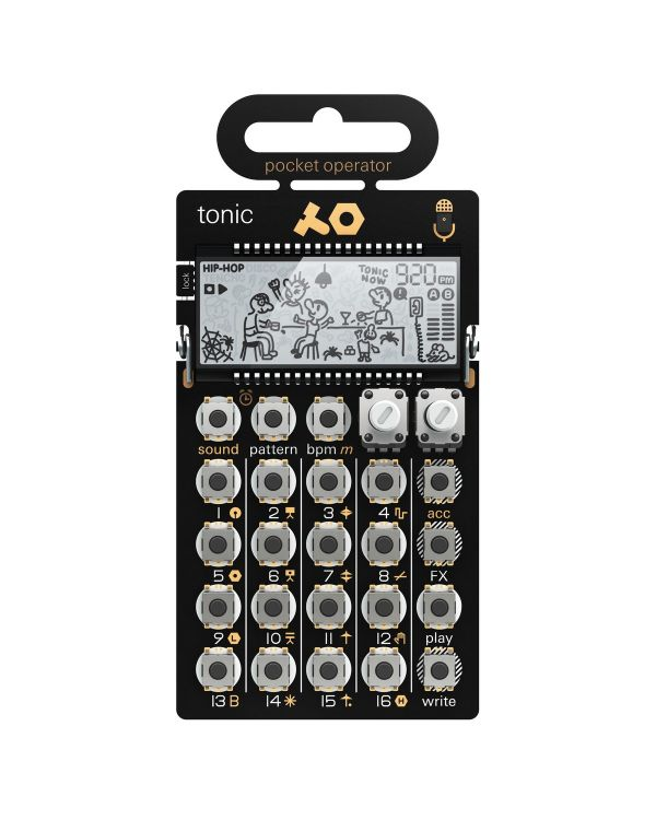 Teenage Engineering PO-32 Tonic Pocket Operator